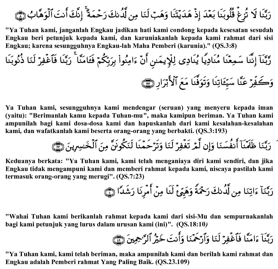 Pdf doa harian