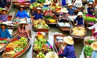 الانشطة السياحية فى بانكوك