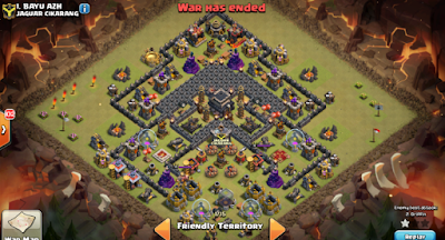 base war th 9 anti valkyrie