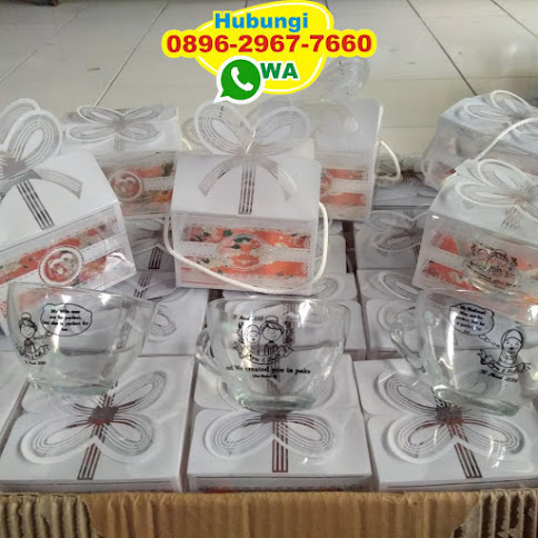 souvenir gelas di surabaya 52977