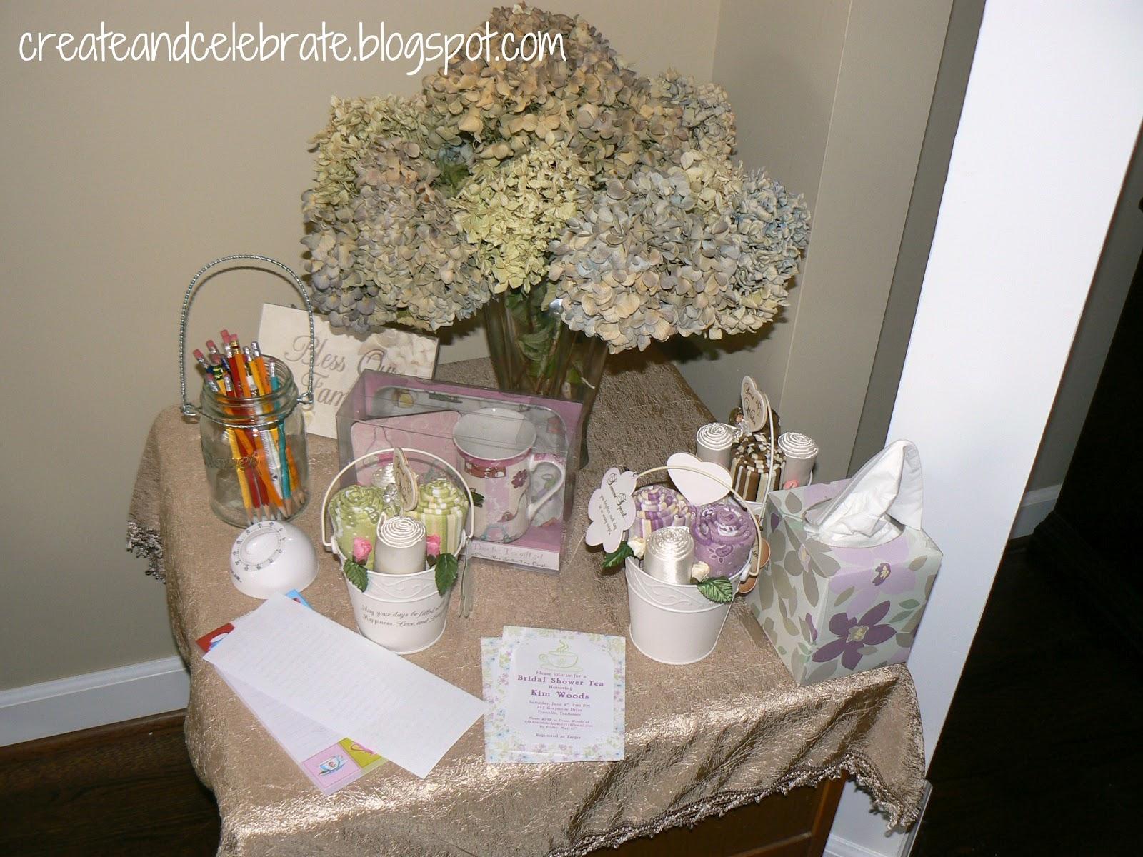 490711448fd3 Create   Celebrate  Bridal Tea Games   Activities