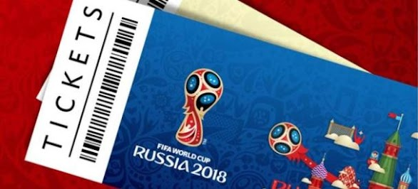 Harga Tiket Nonton Piala Dunia 2018