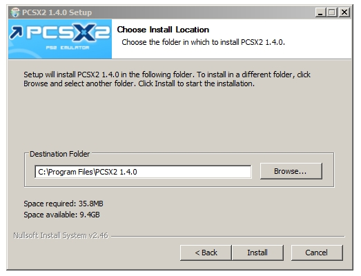 Download Emulator PS2 for PC (PCSX2 v1.4.0) + Cara Install ...