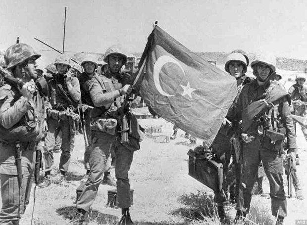 Ντοκουμέντο για την τουρκική εισβολή στην Κύπρο το 1974! (βίντεο)
