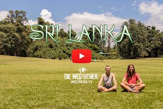 Botanischer Garten in Peradeniya, Kandy, Sri Lanke, Weltreise.tv arkadij und katja die wegsucher