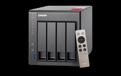 QNAP NAS Ubuntu Snap