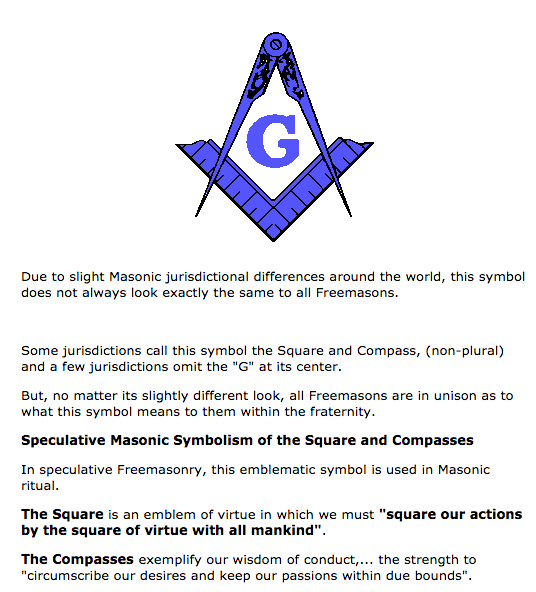 Free To Find Truth 47 333 The Freemason Compass And Square