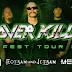 OVERKILL: annunciano il KILLFEST TOUR 2019