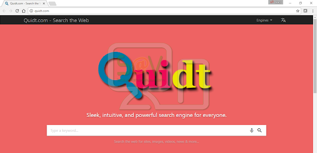 Quidt.com (Hijacker)