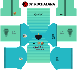 Real Estate Photos ⁓ Top Twelve Kits Barcelona 2017 Dream League Soccer