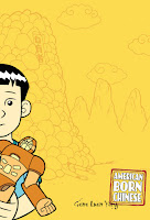 American Born Chinese by Gene Luen Yang.