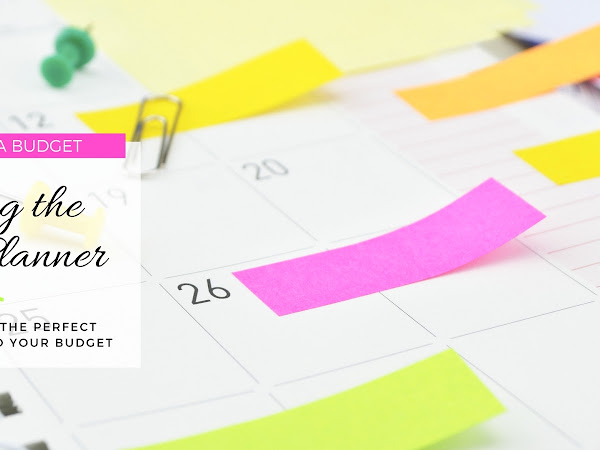 Planning on a Budget: Choosing the Perfect Planner
