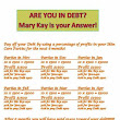 Are You In Debt