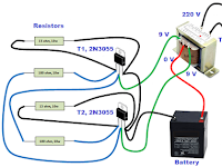 Inverter Home Wiring Diagram
