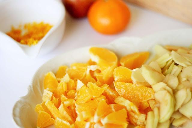 Apfel-Orangen-Marmelade zum Selbermachen
