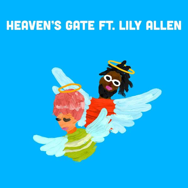 Burna Boy - Heaven's Gate (feat. Lily Allen) - Single Cover