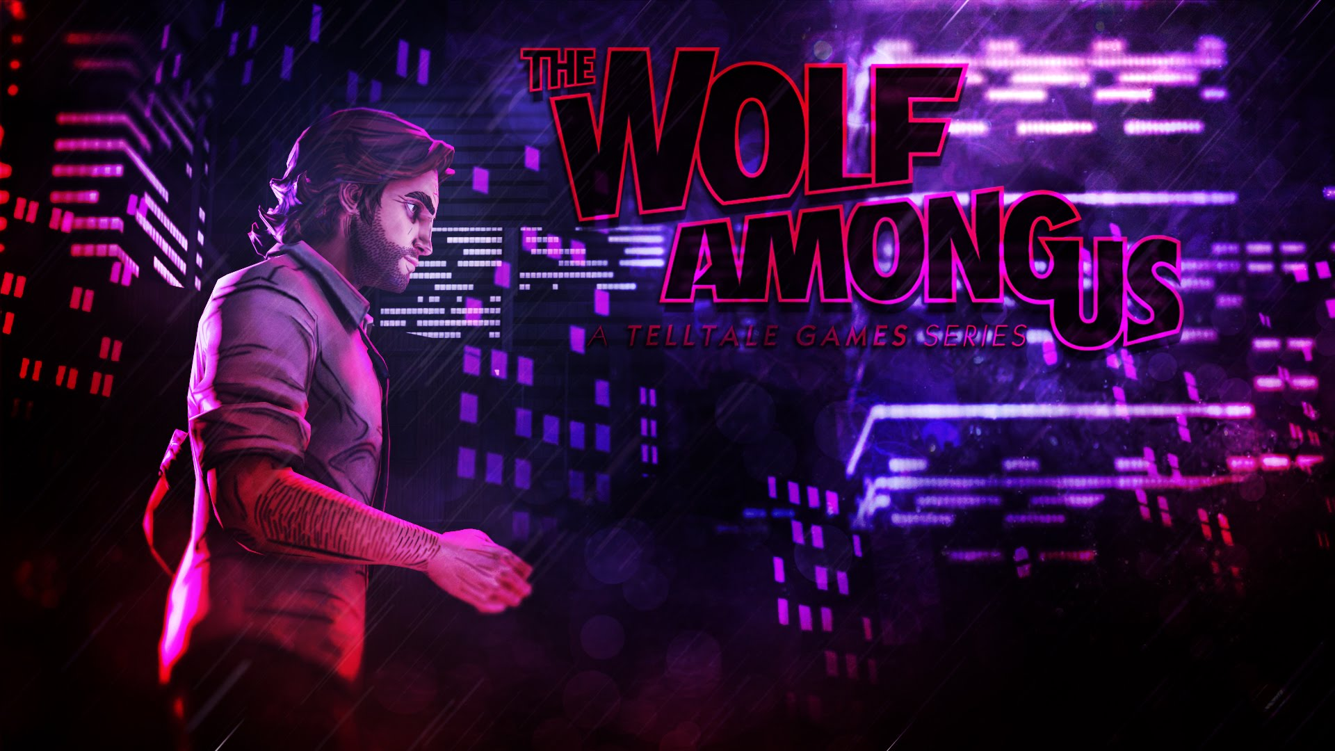 The Wolf Among Us Desktop Wallpaper