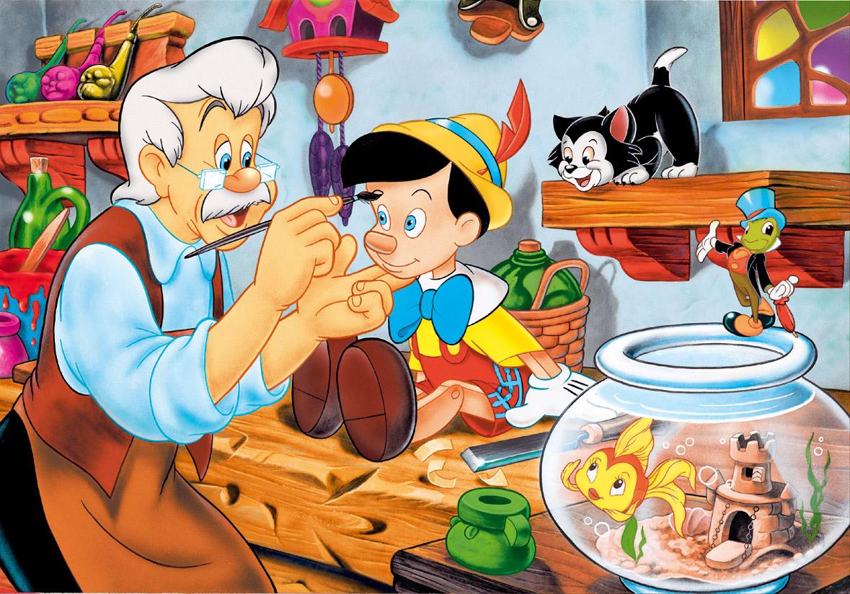 Pinocchio Gepetto