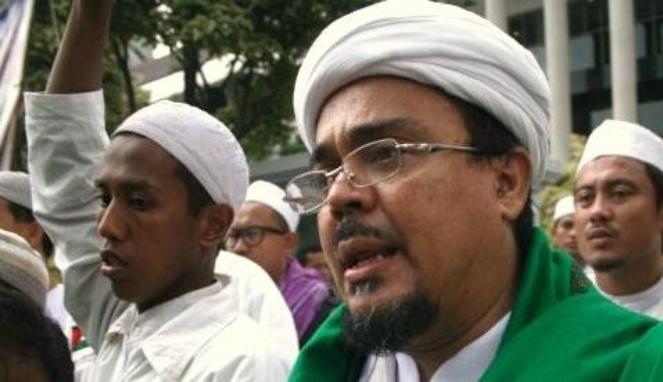 Habib Rizieq: Bersihkan Negara dari PKI, Wahai Pejuang Islam