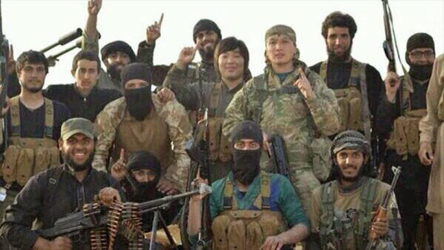"""""""Hasta 5000 chinos combaten en las filas terroristas en Siria"""""""