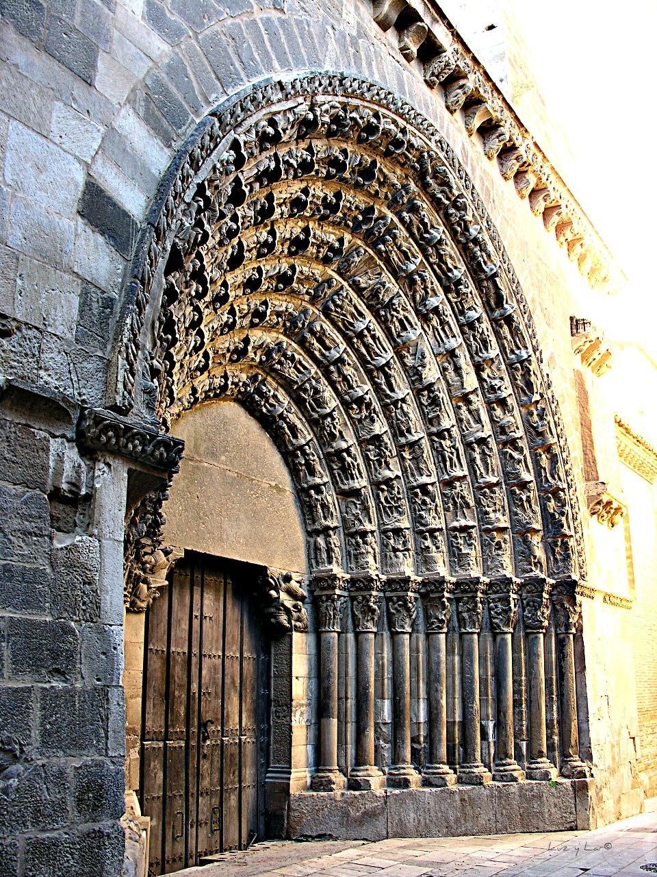 La vida en una mirada: Tudela - catedral