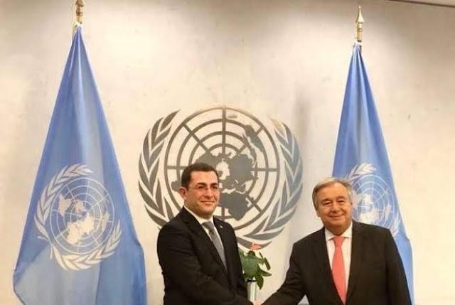 Armenia tiene un nuevo Representante Permanente en la ONU