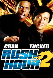 Rush Hour 2 2001 movie Poster