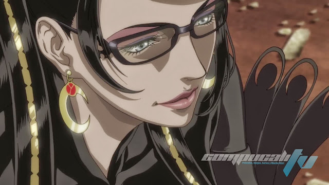 Bayonetta Bloody Fate 1080p HD Latino