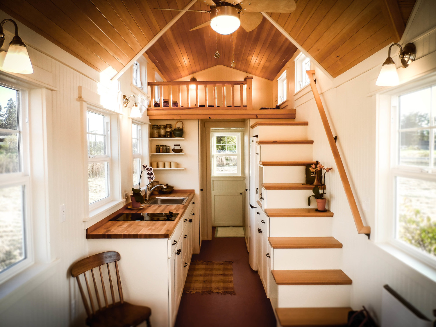Tiny House Town The Payette From Truform Tiny