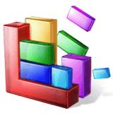 austlogics disk defrag logo FileSeries FS