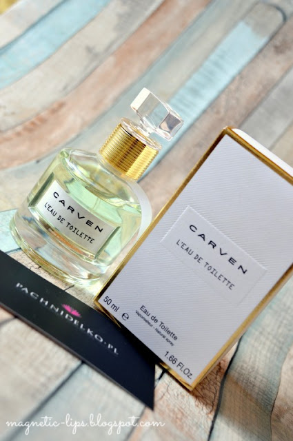 perfumy carven