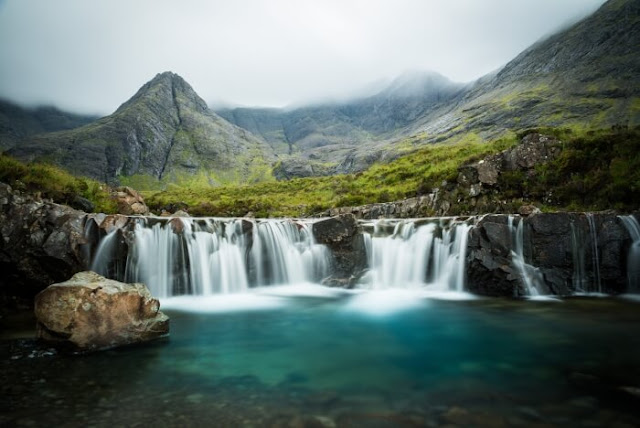 Water fall Scotland