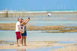 Número de turista estrangeiro Aumenta 34% em Alagoas.