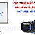 Cho thuê máy chiếu tại Quận Phú Nhuận, Quận Tân Bình