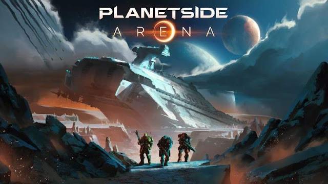 Planetside Arena se retrasa, y confirma su lanzamiento en PS4