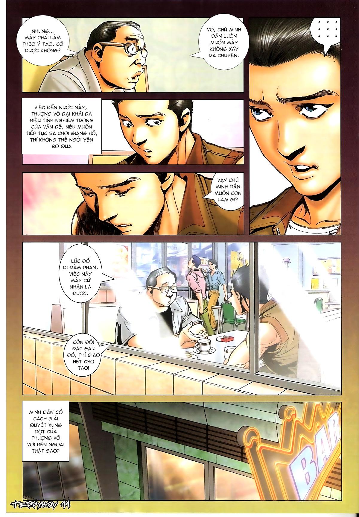 Người Trong Giang Hồ - Chapter 1319: Con trai Sinh Phiên - Pic 10