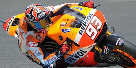 Lupakan Ceko, Marquez Siap Balas Dendam Di Silverstone