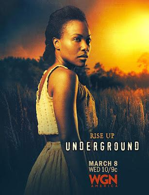 Underground Season 2 Poster 5