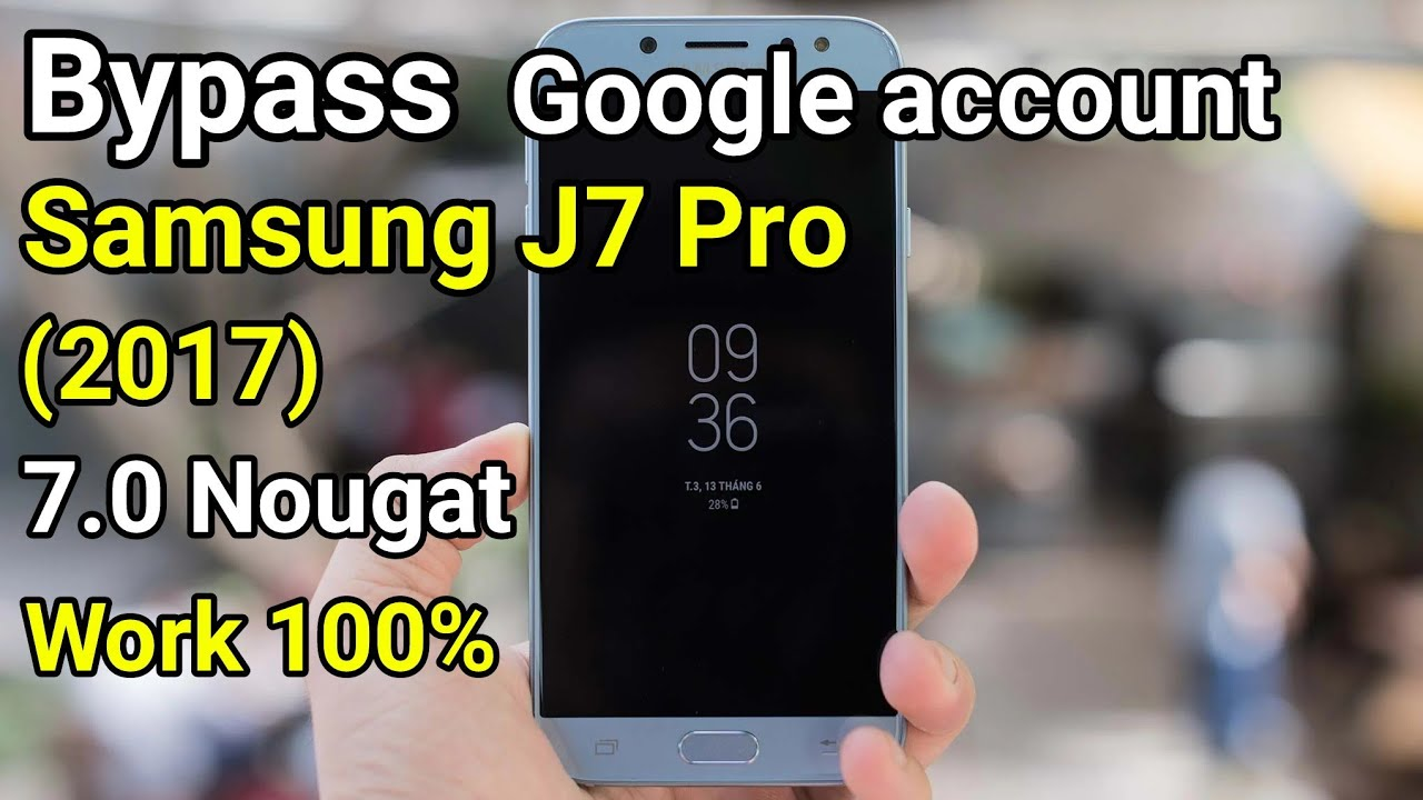 Samsung J7 PRO 2017 SM-J730F SM-J730FM SM-J730G remove FRP