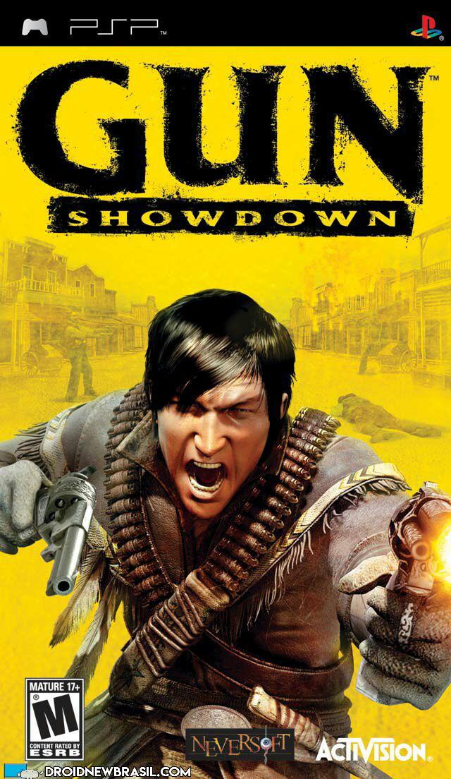 Download Gun Showdown PSP [CSO/ISO]