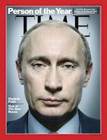 человек года Путин В.В.