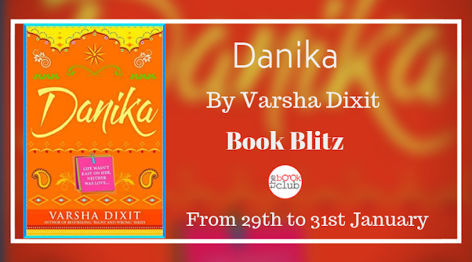 Book Blitz: Danika by Varsha
