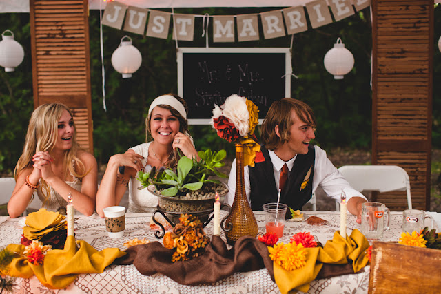 modern+youthful+boho+bohemian+tattoo+bride+tattooed+hippie+organic+eco+friendly+vintage+anthropolgie+wedding+yellow+mustard+white+bridesmaids+dresses+shabby+chic+outdoor+ceremony+reception+michael+liedtke+18 - Bohemian Rhapsody