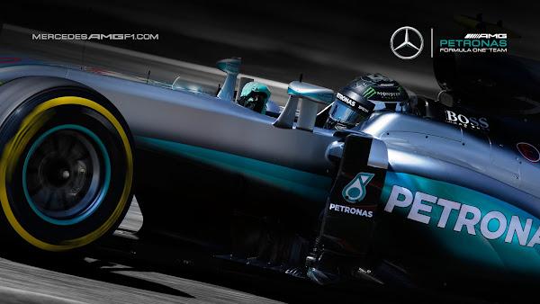 Nico Rosberg Mercedes Petronas F1 2016