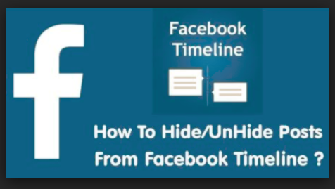How to Unhide A Facebook Post - 2019 Facebook Tips n Tricks