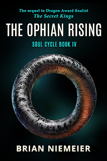 The Ophian Rising: Soul Cycle Book IV - Brian Niemeier