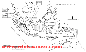 Peta Jalur Masuk dan Persebaran Hindu Buddha di Indonesia Beserta Penjelasannya