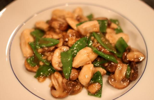 Moo Goo Gai Pan #chinese #easyrecipe