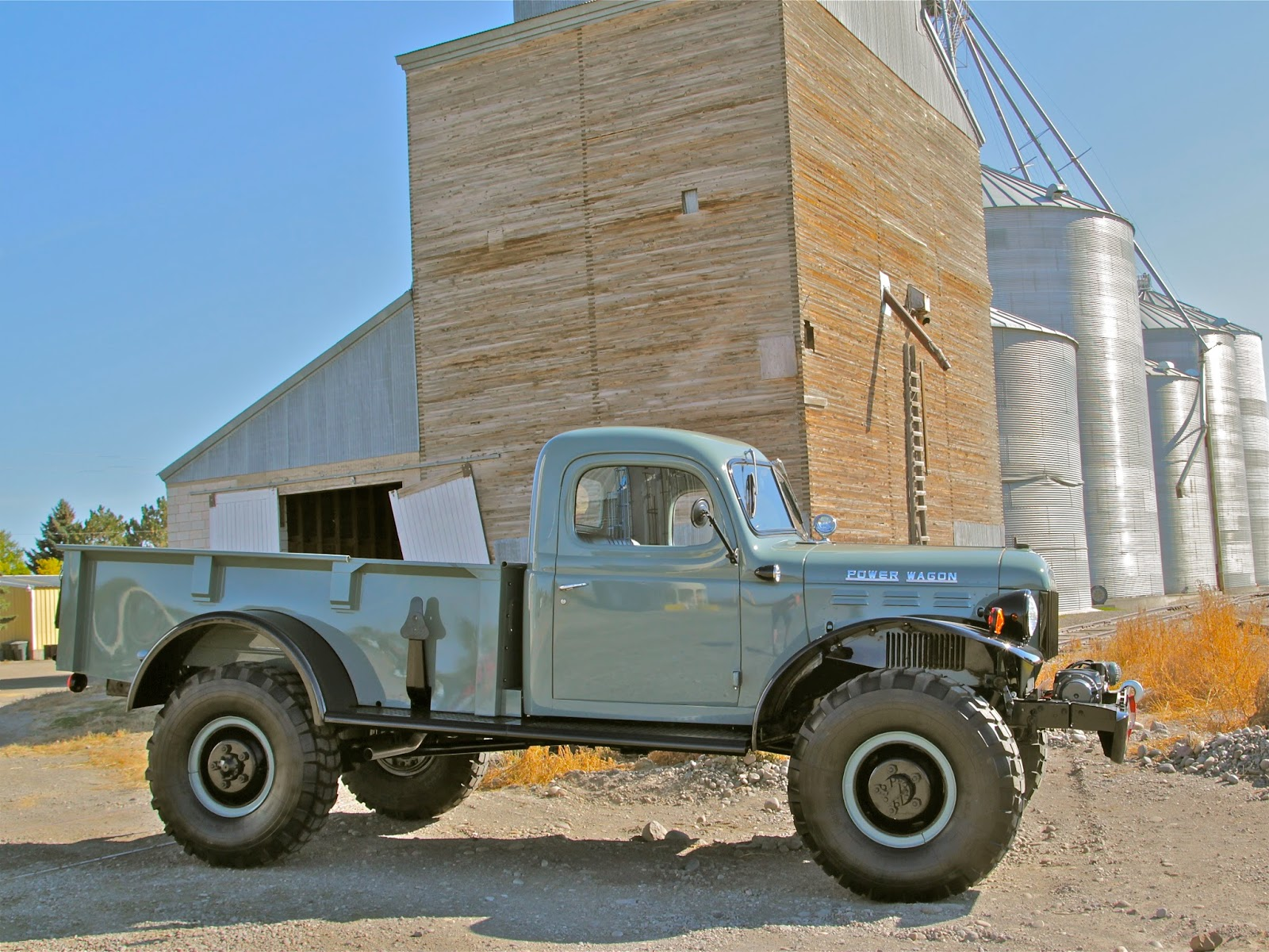 The Ultimate Power Wagon 1949 Dodge Crew Cab