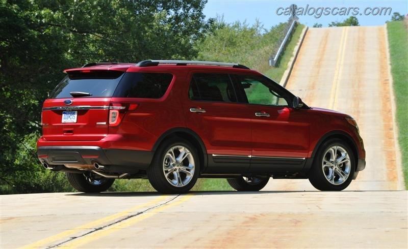 صور سيارة اكسبلورر 2013 - اجمل خلفيات صور عربية اكسبلورر 2013 -Ford Explorer Photos Ford-Explorer-2012-04.jpg